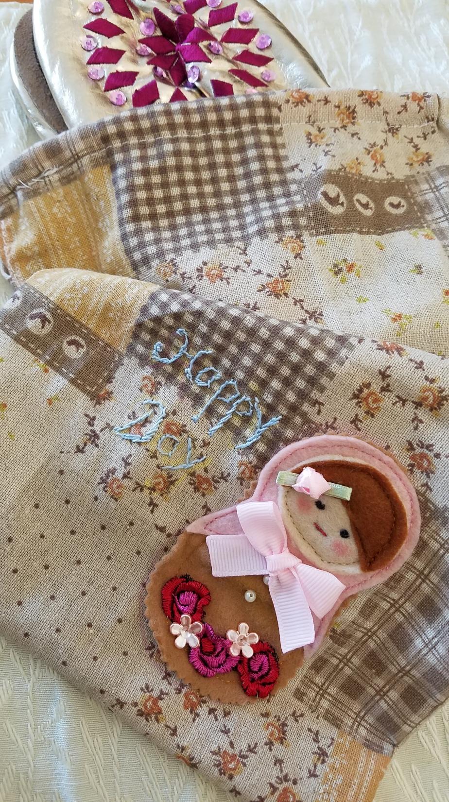 Russian Doll, a DIYtag